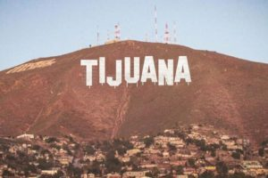 An illustration of how Tijuana's new sign might look.