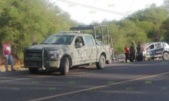 The army was called in to assist in San Miguel this week.