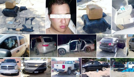 Photos related to the incident were released by state officials.