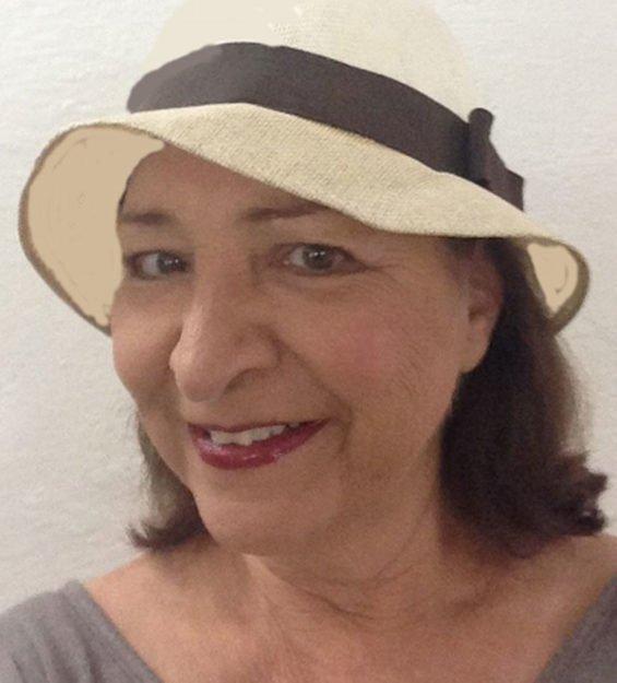Author Linda Sonna.