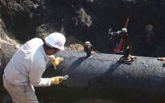 Pipeline theft: it keeps on growing.
