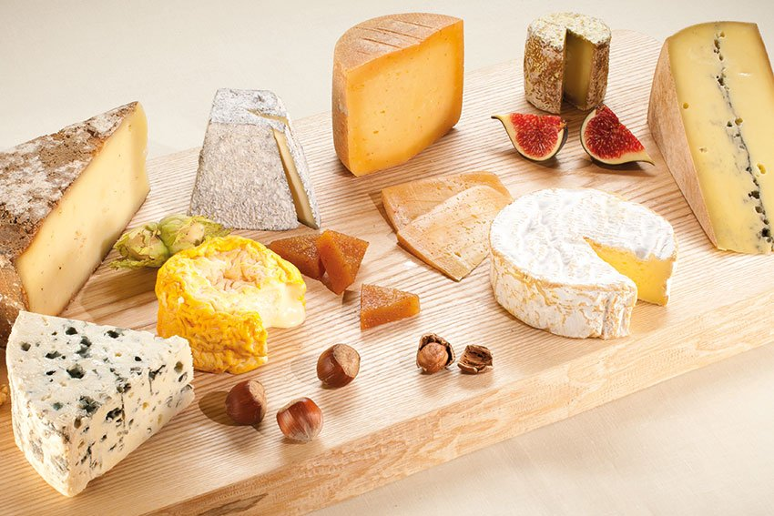 European cheeses: tariffs coming off.