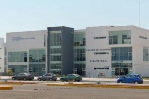 The new research center in Querétaro.
