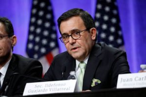 Guajardo: not optimistic about an early conclusion.