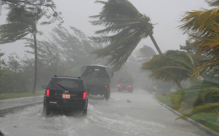 Hurricane season: expect a few more this year.