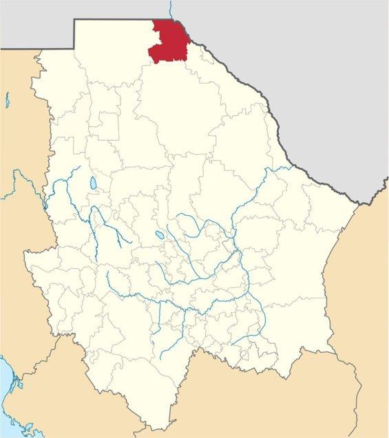 Municipality of Ciudad Juárez.