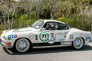 Last year's overall winner was this 1970 Karman Ghia from Guanajuato.