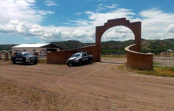 Rancho Pozo Nuevo, expropriation target.
