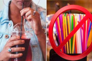 In Veracruz, no more straws.