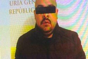 Villegas, suspected fuel thief.