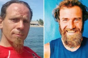 Chmielewski, left, and Hagenbusch were killed in Chiapas in April.