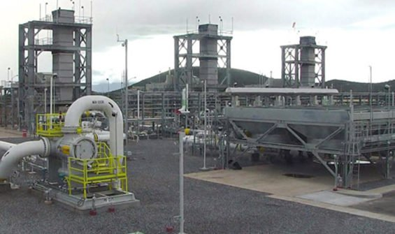 An Engie natural gas facility.