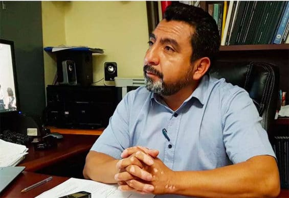 Hernández: from fruit waste to livestock feed.
