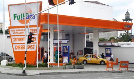 FullGas is one of Mexico's new gas station brands.