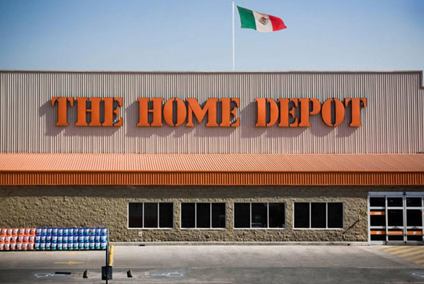 Home Depot's new store in Querétaro is its fourth in the state.