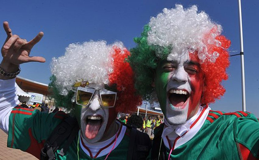 Mexican soccer fans are gearing up for the big event.