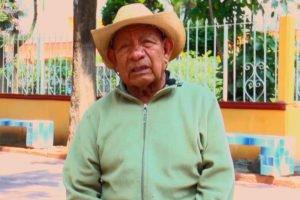 Marcial Martínez: back to school at 101.