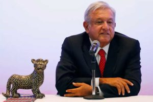 López Obrador: ambitious agenda.