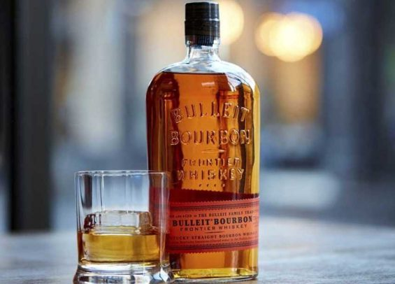 Bourbon is one of the 91 products subject to new tariffs.