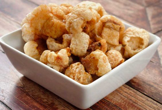 Chicharrón: eat all you want?