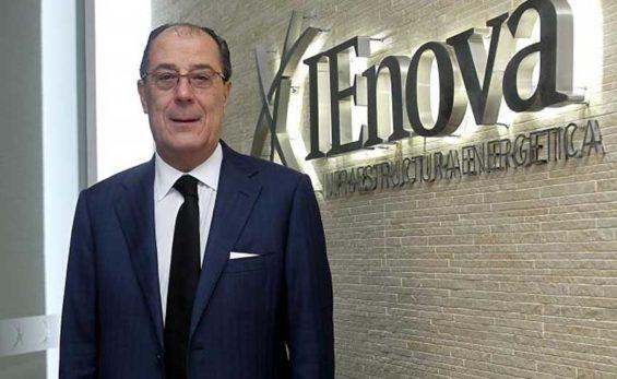 IEnova CEO Sacristán.