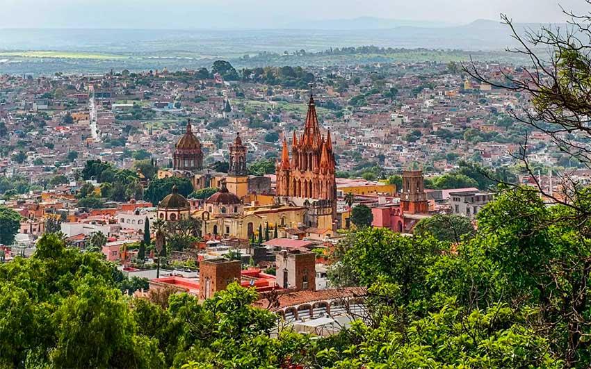 San Miguel de Allende, No. 1 city in the world