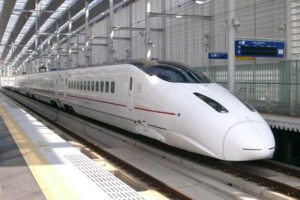 How the Mexico City-Querétaro train might have looked when it was first proposed.