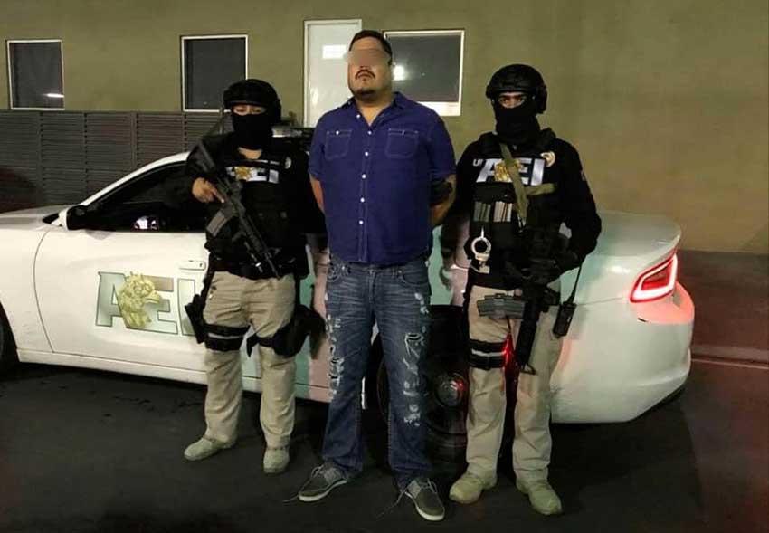 Regional Gulf Cartel leader captured without a shot in Nuevo