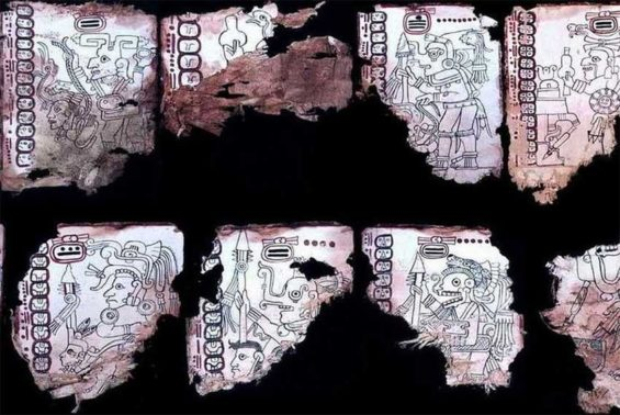 mayan codex
