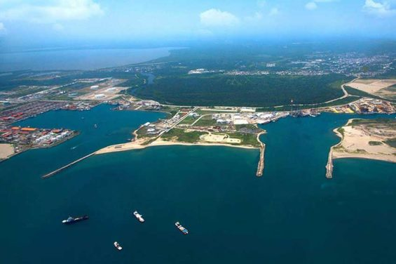 Dos Bocas, site of a new refinery in Tabasco.