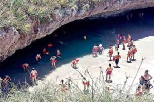 Marieta Islands: there were too many visitors.