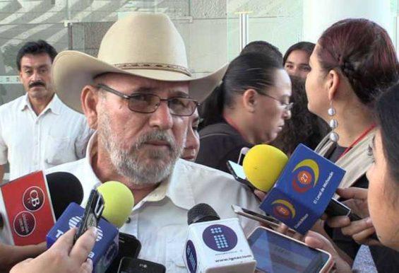 Hipólito Mora: no forgiveness.
