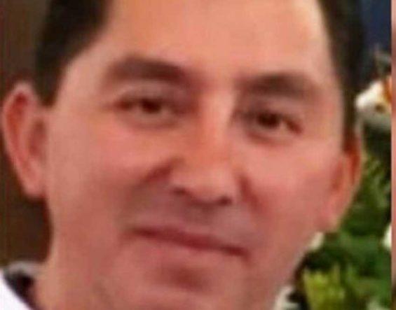 The priest killed in Michoacán last week.
