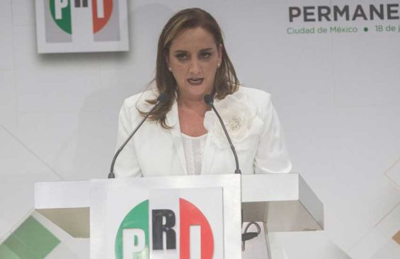 Ruiz Massieu, new leader of the PRI.