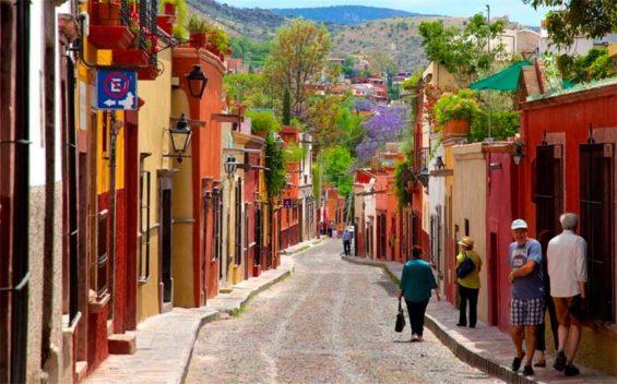 San Miguel, cultural capital.