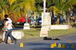 Body parts were found in plastic bags Tuesday in Cancún.