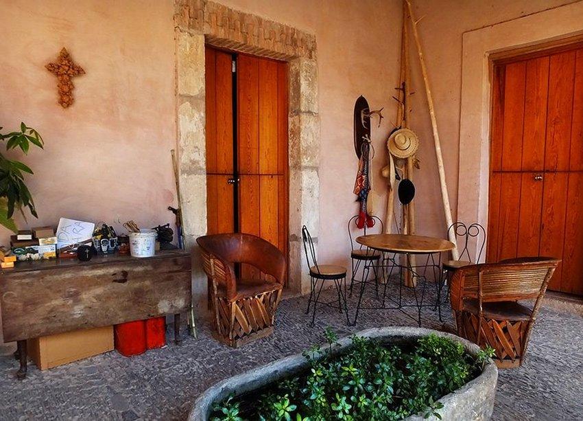 Rancho El Mexicano: yes, it's a real ranch!