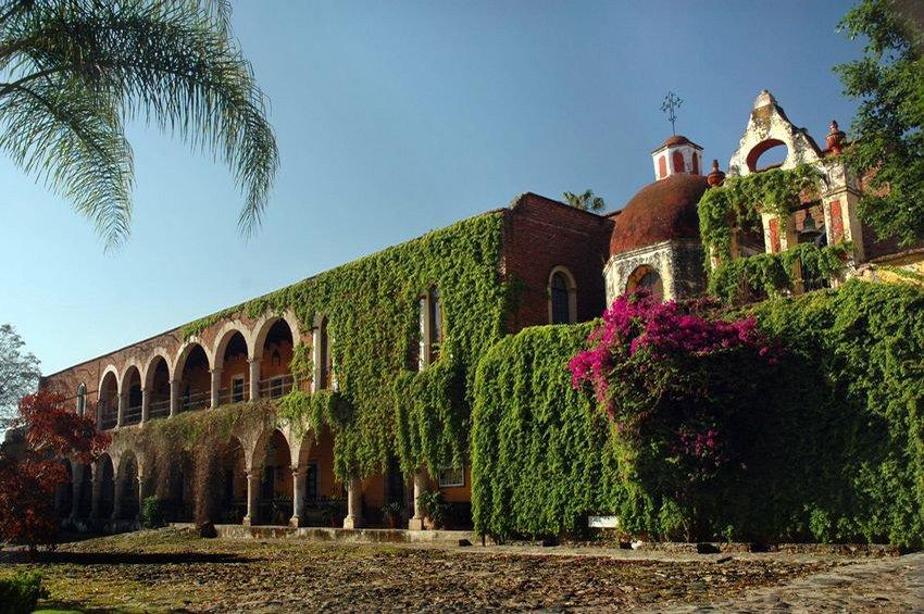 Hacienda El Carmen, historical monument and more.