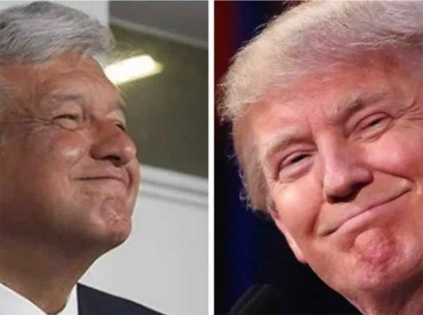 amlo and trump