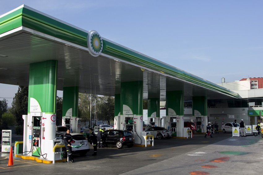 BP was the first foreign company to enter the retail gasoline market in Mexico.