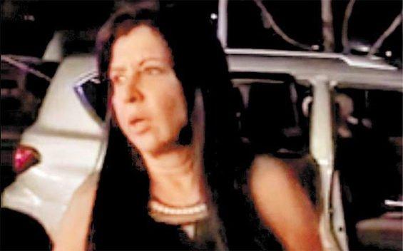 González, drug lord's wife.