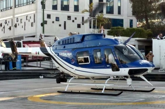 naucalpan helicopter