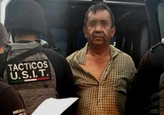 Lynching suspect Petronilo N.