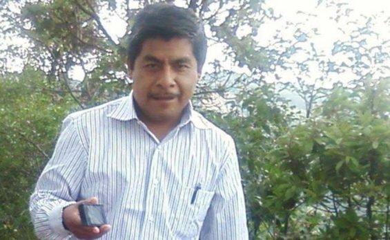 Mayor-elect González: had received threats by telephone.