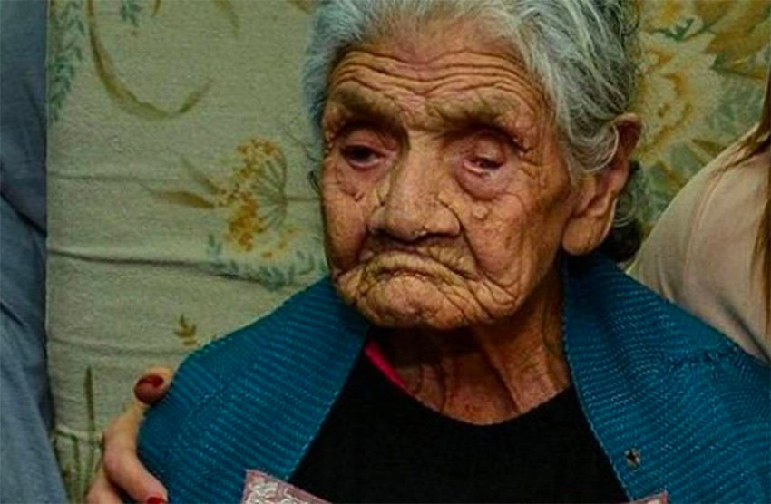 Doña Soccoro might have been world's oldest woman.