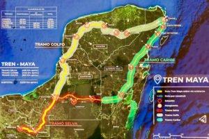 maya train route map