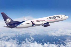 Aeroméxico has announced several route suspensions for next year.