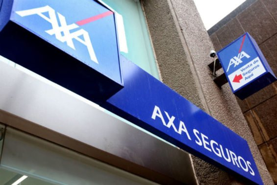 AXA insurance was a cyberattack target yesterday.