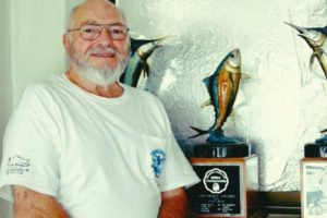 Bob Bisbee, founder of Bisbee's Black and Blue fishing tournament in Cabo San Lucas, died in June.