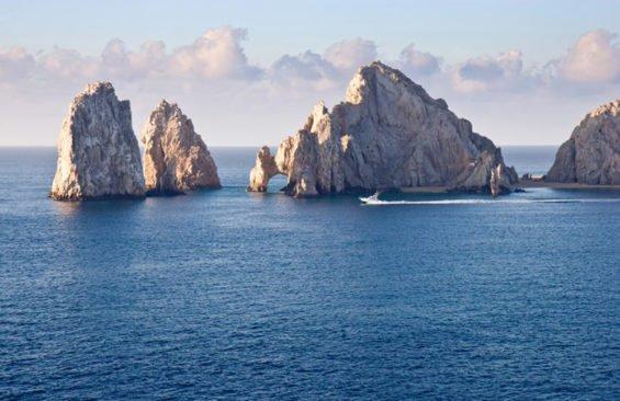 Los Arcos in Cabo San Lucas.